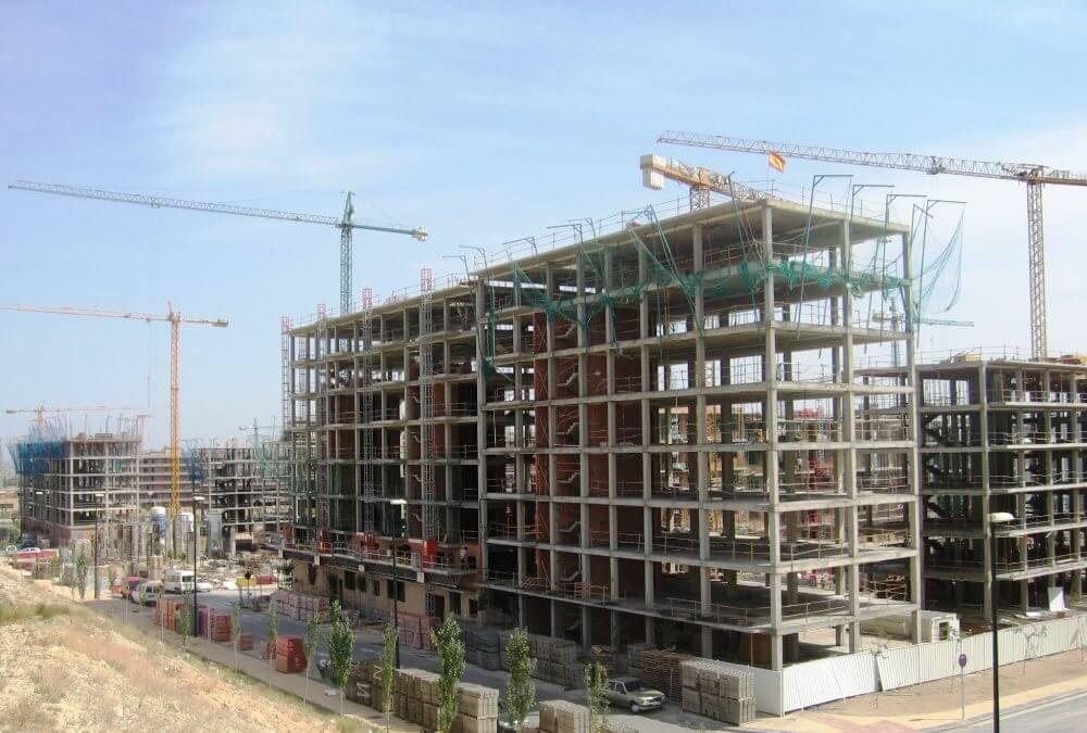 Evolución de la arquitectura en España en los últimos años