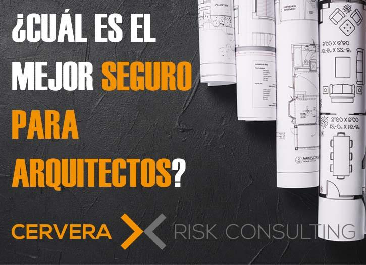 ¿Cuál es el mejor seguro para arquitectos? → 3 aspectos a tener en cuenta