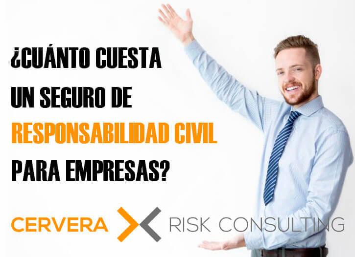 ¿Cuánto cuesta un seguro de responsabilidad civil para empresas? → Aspectos a tener en cuenta
