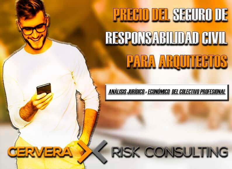 PRECIO DEL SEGURO DE RESPONSABILIDAD CIVIL PARA ARQUITECTOS | Análisis jurídico – económico del colectivo profesional