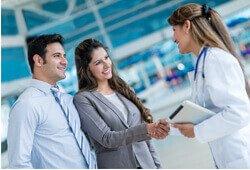 Seguros de responsabilidad civil para centros médicos